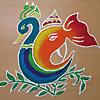 Rangoli Arts & Salad Decorations
