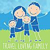 Travel Loving Family