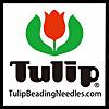 Carol Cypher with Tulip Beading Needles