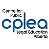 CPLEA - Centre for Public Legal Education Alberta