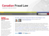 Canadian Fraud Law | Fraud Lawyers | Baker & McKenzie