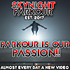 SkyNight Parkour