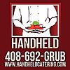 Handheld Catering
