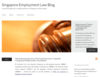 Singapore Employment Law Blog | A practical approach to employment law in Singapore and the region