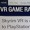 VR Game Rankings