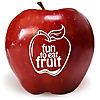Fun To Eat Fruit   Monogrammed Fruit Favors