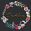 Dahlia - Fashion & Home Decor By: June Fallon