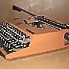 Seattle-Firs Typewriter