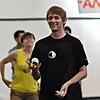 Juggling Mike