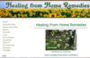 Healing from Home Remedies Blog
