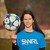 Lucia Kevická | football freestyler