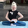 Contortion Yoga