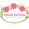 Adorable Doll Clothes and Doll Accessories