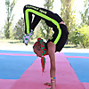 Stretching contortion