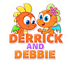 Derrick and Debbie | Nursery Rhymes Songs