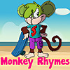 Monkey Rhymes | Nursery Rhymes for Preschool Kids