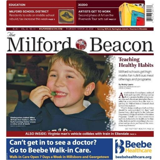 Milford Beacon | News