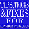 Russell Harris Lowrider Hydraulics