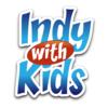 Indy avec les enfants
