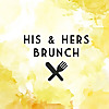 His and Hers Brunch | A Couple of Foodies in Edinburgh
