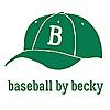 Baseball by Becky