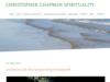 Christopher Chapman Spirituality