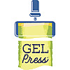 Gel Press Monoprinting Art Products