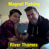 Magnet Fishing River Thames