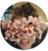 Holly Rozier textile sculpture artist