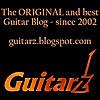 Guitar Blog | Weird guitars, bizarre guitars, wonderful guitars, strange guitars