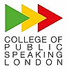 College of Public Speaking Blog