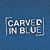 Carved in Blue