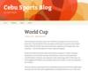 Cebu Sports Blog