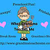 What Grandma Teaches Me Blog