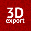 3DExport - 3D models, CG Textures and models for 3D printing, VR