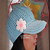 Lyza Walters | Crocheted Hat