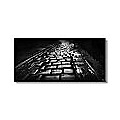 A short walk down a dark street