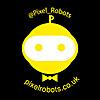 Pixel Robots.
