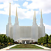 Washington DC Temple Updates