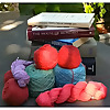 2 Knit Lit Chicks   a podcast about knitting and books