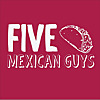 5 Mexican Guys