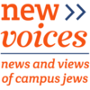 New Voices Magazine | The National Jewish Student Magazine