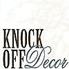 Knock Off Decor