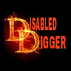 Disabled Digger The West Virginia metal detectorist