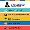 S Kiran Kumar, Financial Advisor