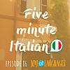 5 Minute Italian - Podcast