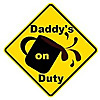 Daddy's on Duty