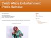 Celeb Africa Entertainment Press Release