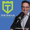 TestGuild Automation Podcast.