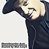 Skateboarder And Podcast